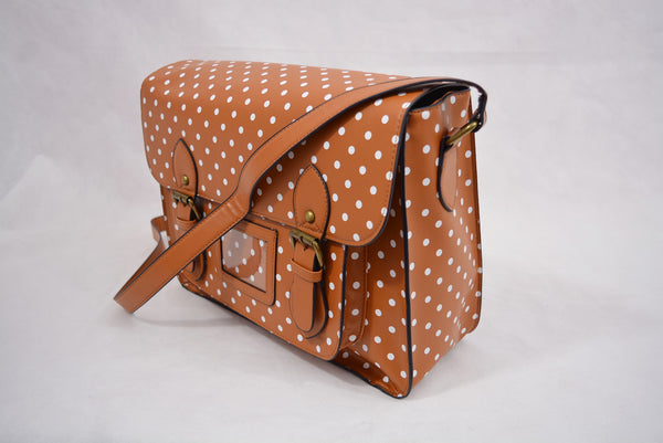Dots Satchel
