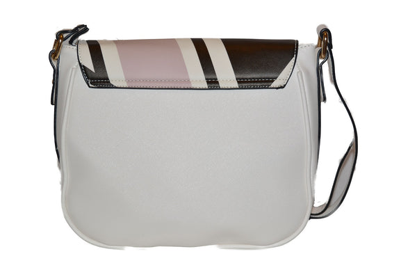 Crosssbody in Summer Colour Blocks Design