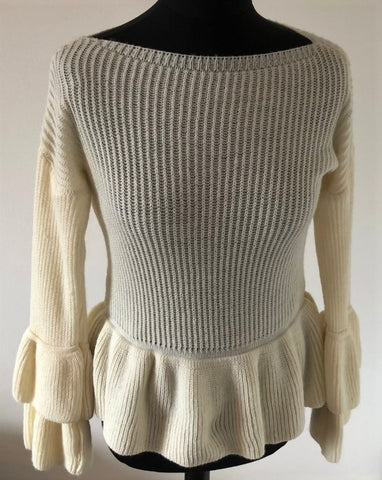 Jumper in Cream