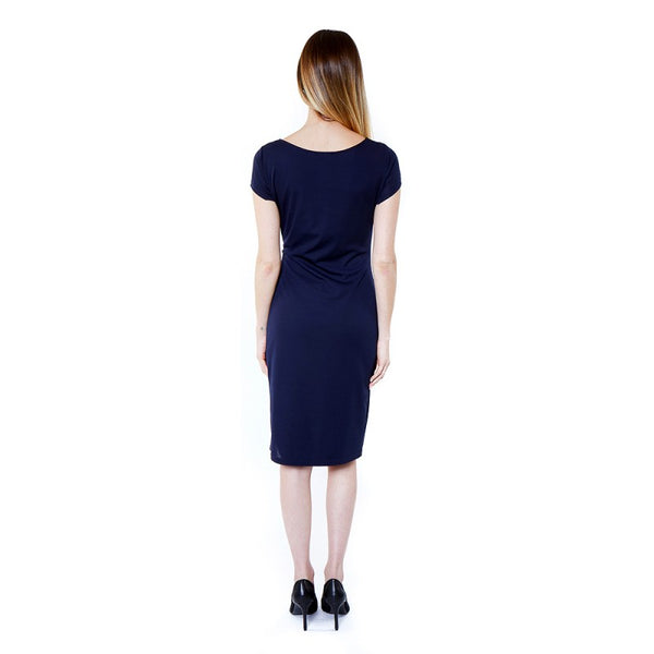 Dress from Paris Rosy in Navy