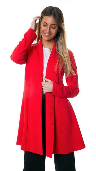 Red Stylish Jacket from Paris