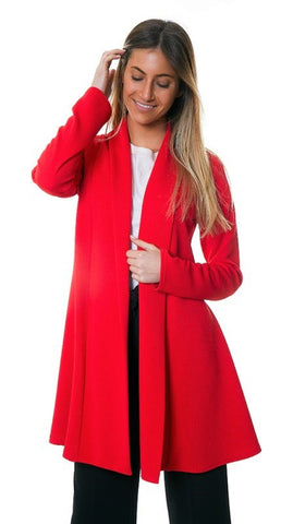 From Paris Red Stylish Jacket