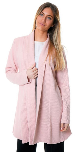 Pale Pink Stylish Jacket from Paris