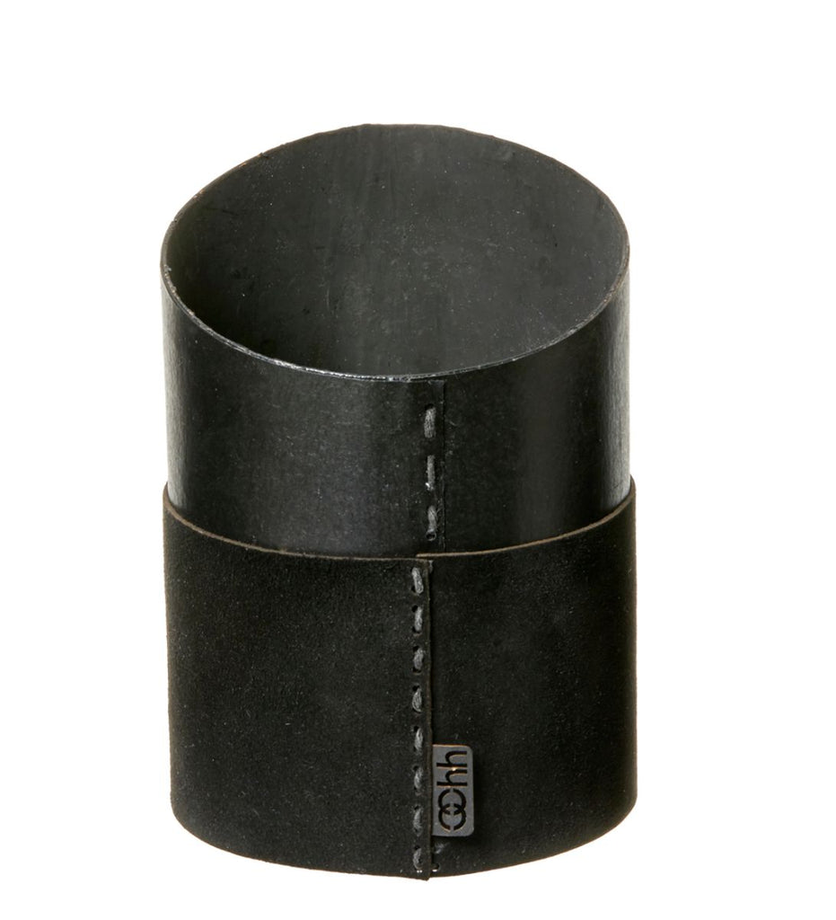 Suede office pen holder fra OOhh collection