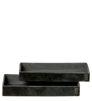 Suede Tray Set fra OOhh collection