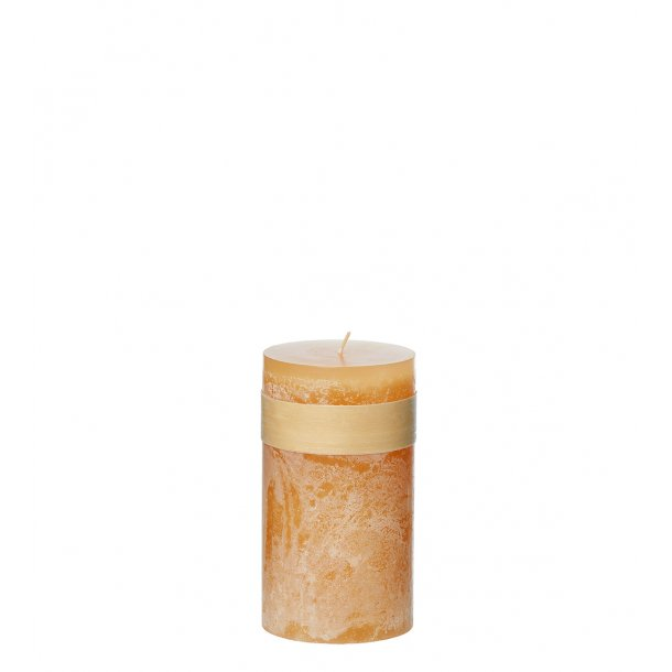 Timber Candle - Vance Kitira - Sand - 5x10 cm