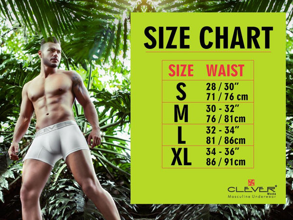 clever sizing info