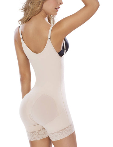 Post-Surgical Body Shaper With Butt Lift - Fashion
