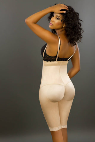 Brianna Full Body Shaper - Fashion