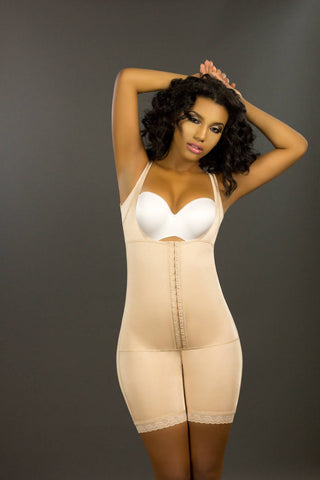 Micaela High Back Body Shaper - Fashion