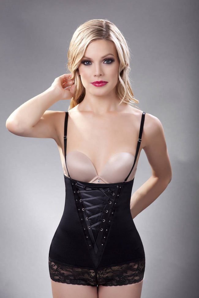 Darci Strapless Shapewear Bodysuit - Womens Fashion
