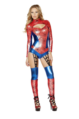 1pc Web Crawler - Red/Blue