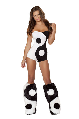 1pc Yummy Yin Yang Baby - Black/White