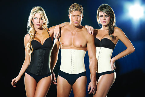 Latex Girdle Body Shaper - Fashion
