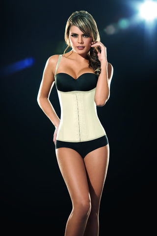 Latex Corset Body Shaper - Fashion