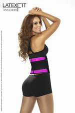 Latex Fit Waist Trimmer Belt - Fashion