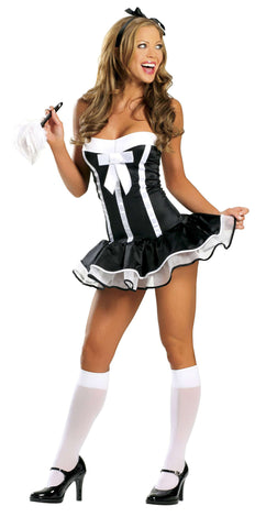 2PC Super Sexy Maid