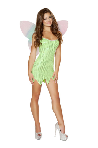 2pc Playful Pixie - Green