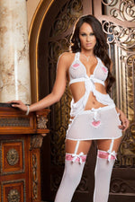 3Pc Timeless Seduction Set - Womens Fashion Lingerie