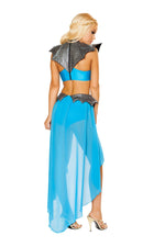 4787 - Roma Costume 1pc Mother of Dragons