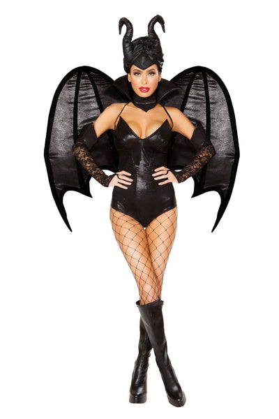 4788 - Roma Costume 4pc Vengeful Fairy
