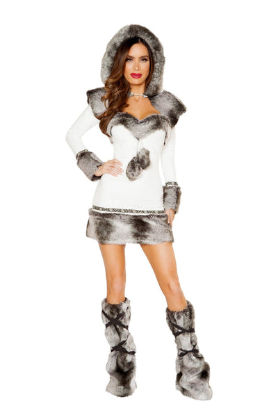 4807 - Roma Costume 2pc Eskimo Hottie