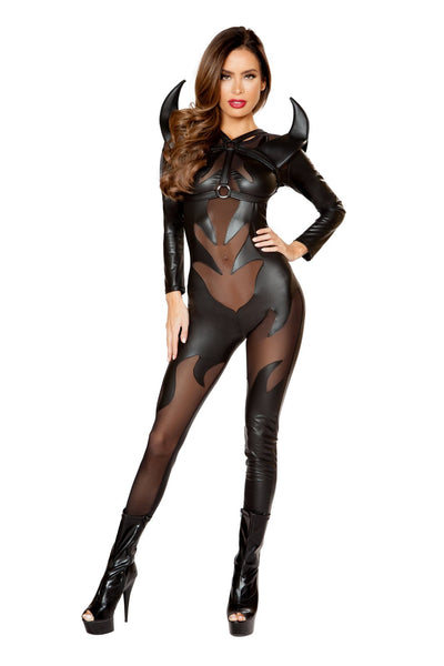 4812 - Roma Costume 1pc Evil Devil
