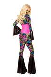 4823 - Roma Costume 2pc Peaceful Hippie