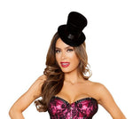 4835 - Roma Costume Mini Top Hat