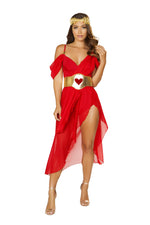 4879 - Roma Costume 3pc Goddess of Love Cupid Greek Goddess