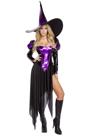 4pc Wickedly Witchy Mistress
