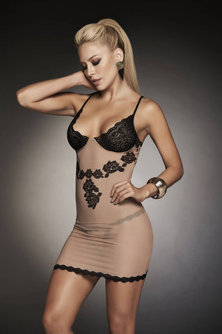 Babydoll With Matching G-String - Fashion