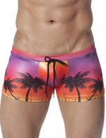 Paradiso Swim Trunks - Mens Fashion