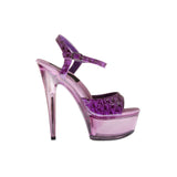 "6"" Platform With Heart Patent Upper And Qtr Strap-Purple Heart Patent-AMBER-201"