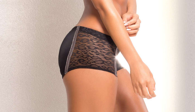 Bendy Diva Scrunch Back Short
