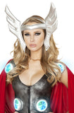J Valentine CA100 Asgardian Queen Costume with Cape