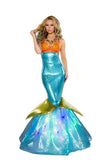 J Valentine CC200 Aquarius Mermaid Costume