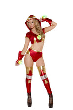 J Valentine CC202 Iron Potts Costume