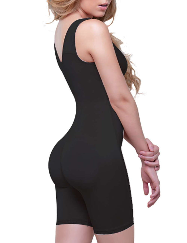Celeste Front Zipper Compression Garment