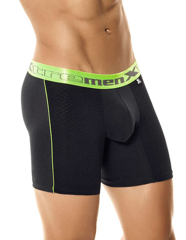 Cotton Mesh Boxer Brief