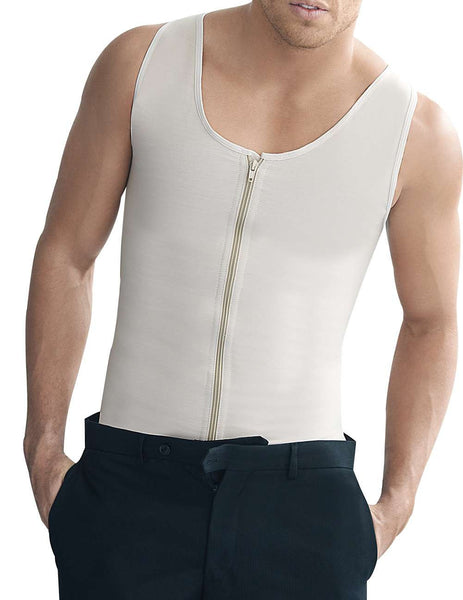 Latex Men Girdle Body Shaper