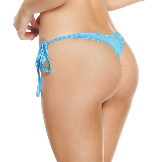 Low Rise Tie Side Bikini Bottom