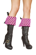 Pirate Boot Cuffs