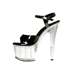 "6 1/2"" Platform With Ankle Strap"