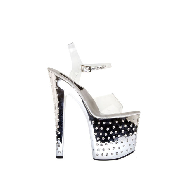 "7 1/2"" Diamond Drilled Platform With Qtr Strap"