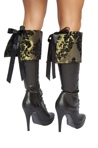 Tea Party Tease Boot Covers