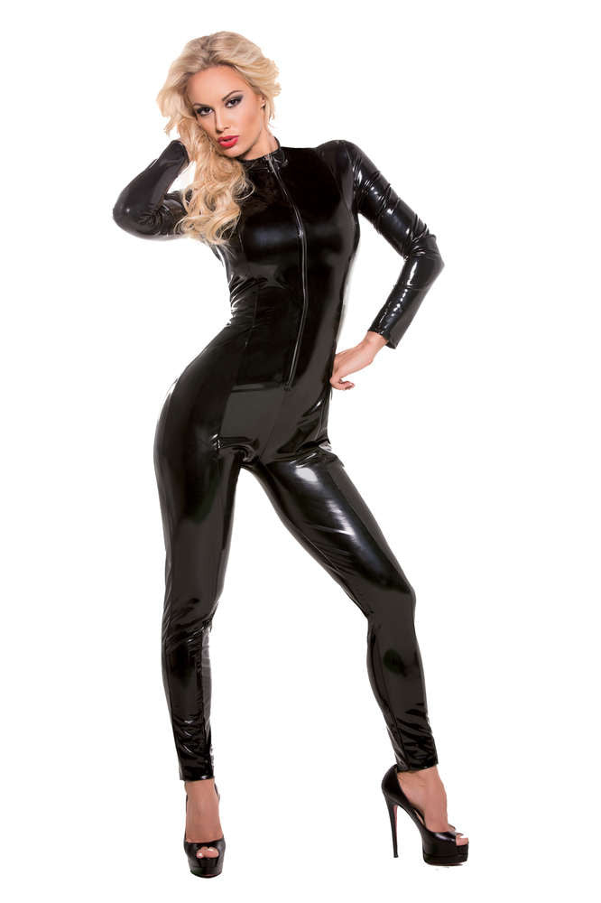 Second Skin Catsuit - Fashion
