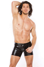 Zeus Men S Wetlook Shorts - Fashion