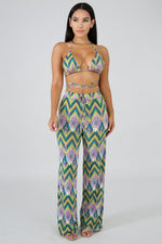 Bohemian Swim Set MULTI PRINT