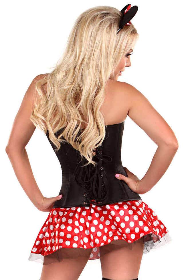 3 PC Flirty Mouse Costume - Females Fashion